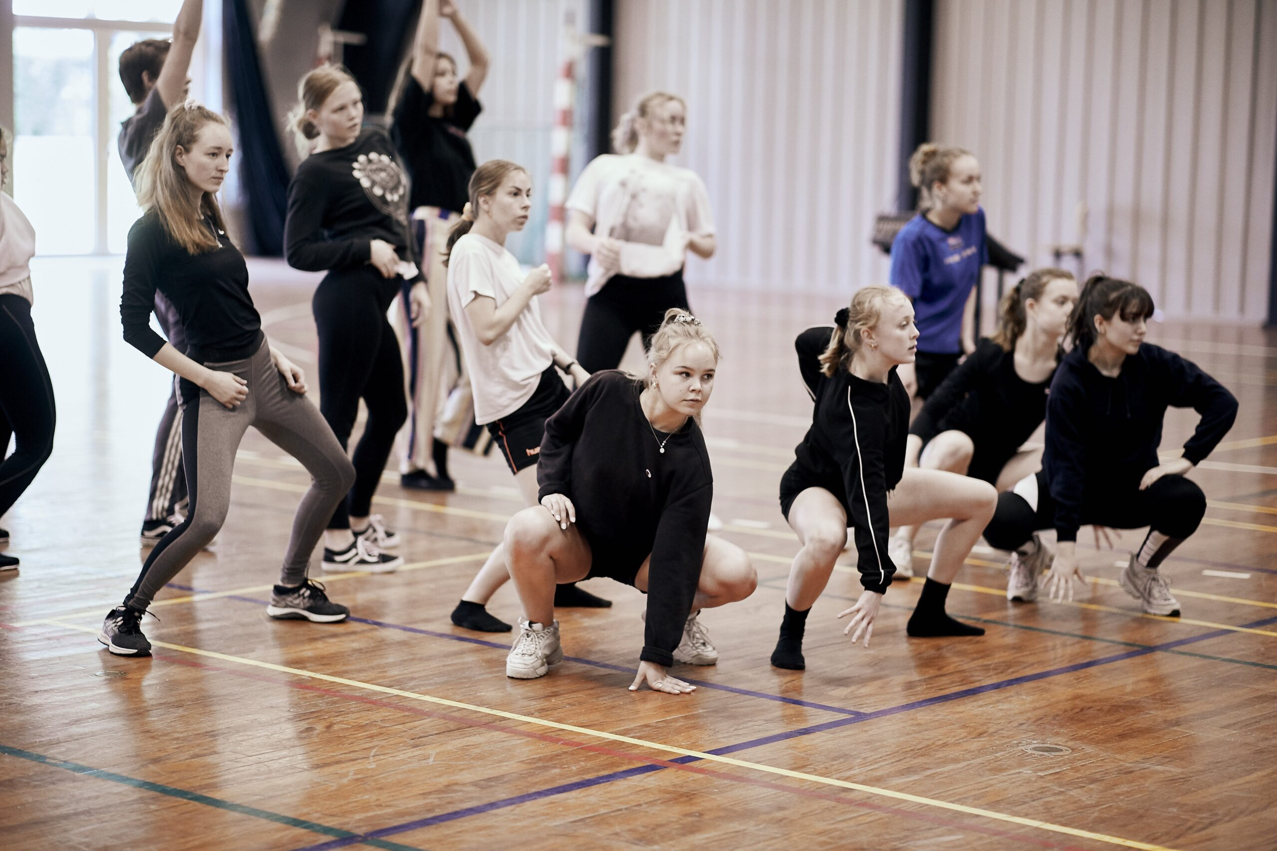 Danseefterskole